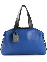 Reed Krakoff 'Atlas' Shoulder Bag Blue