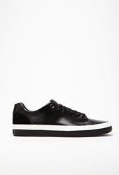Forever 21 Unnown Ryan Low Top Sneakers Black