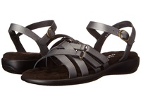 Walking Cradles Sleek Pewter Nappa Women's Sandals