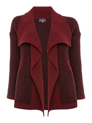 Salsa Nilo Knit Jacket Red