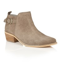 Ravel Kendall Ankle Boots Taupe