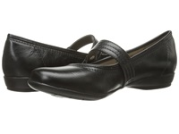 Naturalizer Garrison Black Leather Women's Maryjane Shoes