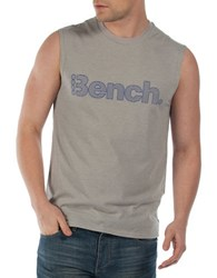 Bench Searing Moisture Wicking Tank Top Grey Marble