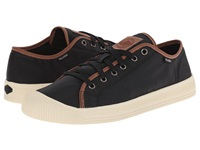 Palladium Flex Lace Tx Black Men's Lace Up Casual Shoes