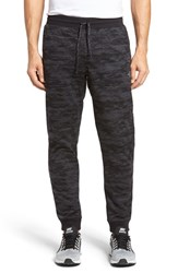 The North Face Men's 'Ampere Litho' Camouflage Fleece Pants