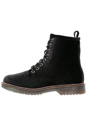 New Look Andress 2 Laceup Boots Black