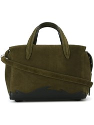 3.1 Phillip Lim Small 'Ames' Tote Green