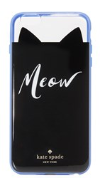 Kate Spade Meow Iphone 6 Plus 6S Plus Case Clear Multi