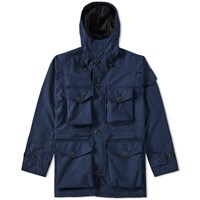 Ark Air Waterproof Smock Blue