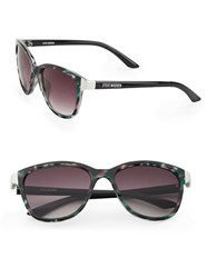 Steve Madden 51Mm Wayfarer Sunglasses Purple