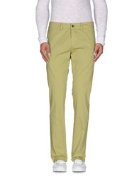 Heaven Two Trousers Casual Trousers Men Acid Green