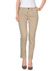 Eleventy Casual Pants Beige