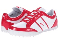 Puma Monolite Cat White Raspberry Women's Golf Shoes