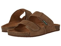 Eastland 1955 Edition Caleb Khaki Suede Men's Sandals