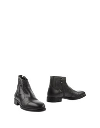 Cesare Paciotti 4Us Ankle Boots Steel Grey