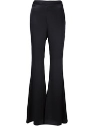Moschino Flared Trousers Black