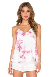 Style Stalker Mayan Cami White