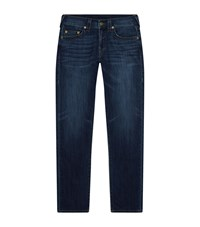 True Religion Geno Relaxed Slim Jeans Male Blue
