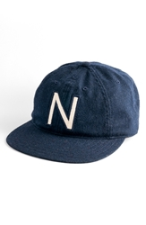 American Needle 'Newark Bears Statesman' Baseball Cap Newark Bears Navy