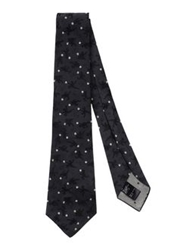 Dsquared2 Ties Steel Grey