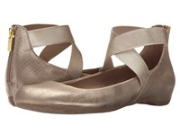 Kenneth Cole Reaction Pro Time Soft Gold Women's Flat Shoes