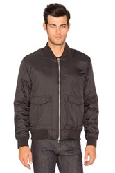 Undefeated Nylon Stratus Jacket Black