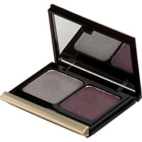 Kevyn Aucoin Women's The Eye Shadow Duo Silver And Plum Shimmer Dark Purple