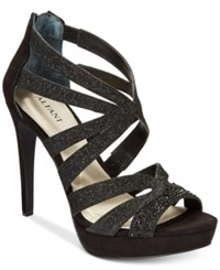 Alfani Women's Cymball Caged Platform Evening Sandals Only At Macy's Women's Shoes