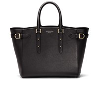 Aspinal Of London Women's Marylebone Tote Bag Black