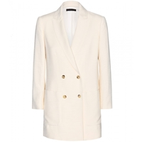 The Row Maguire Blazer Light Beige