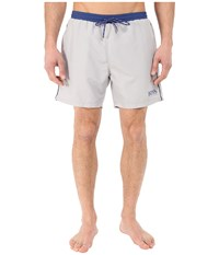 Hugo Boss Starfish 10149099 01 Silver Men's Swimwear