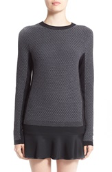 Rag And Bone 'Jaime' Crewneck Sweater Charcoal