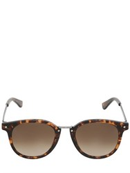 Oxydo Rounded Acetate Sunglasses