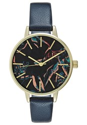 Evenandodd Watch Navy Dark Blue