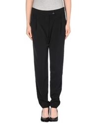 Loiza By Patrizia Pepe Casual Pants Black