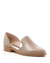 French Connection Lottie D'orsay Flats Earth