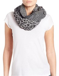 Collection 18 Leopard Print Infinity Scarf