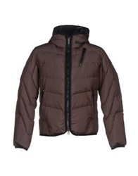 Club Des Sports Down Jackets Cocoa
