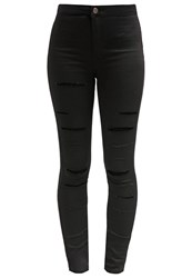 New Look Disco Slim Fit Jeans Black