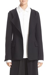 Dkny Women's Hooded Stretch Wool Jacket