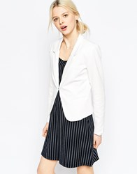 B.Young Tailored Blazer Off White