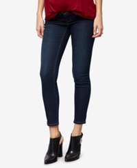 A Pea In The Pod Maternity Rinse Wash Ankle Jeans