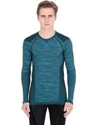 Odlo Evolution Warm Crewneck Nylon Base Layer