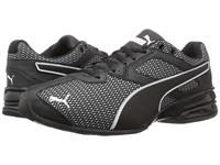 Puma Tazon 6 Mesh Black White Men's Running Shoes