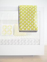 Spot On Square Tops Organic Quilt