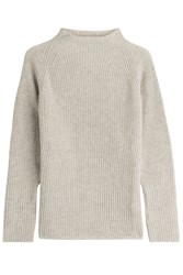 Polo Ralph Lauren Wool Pullover With Cashmere Grey