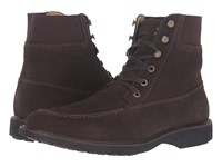 Tommy Bahama Lionelle Dark Brown Men's Lace Up Boots