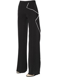 Vionnet Double Georgette Stretch Pants