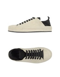 Ann Demeulemeester Low Tops And Trainers Beige