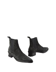 High Ankle Boots Lead